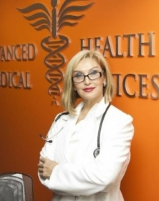 Dr. Roya  Jafari-Hassad Family Practice  accepts Blue Cross Blue Shield of  Texas