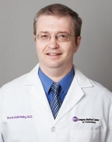 Dr. Boris  Kobrinsky Hematologist