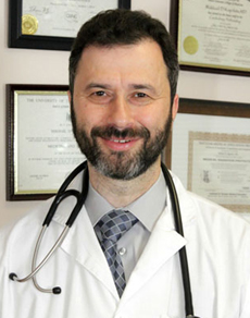 Dr. Mikhail  Kapchits Cardiologist  accepts Aetna Better Health