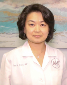 Dr. Carol L. Huang Dermatologist  accepts Advantage Health