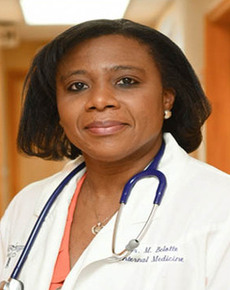 Dr. Marie  Belotte Internist